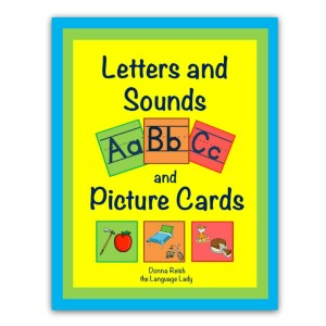 Letters and Soundsd ABC and Picture Cards