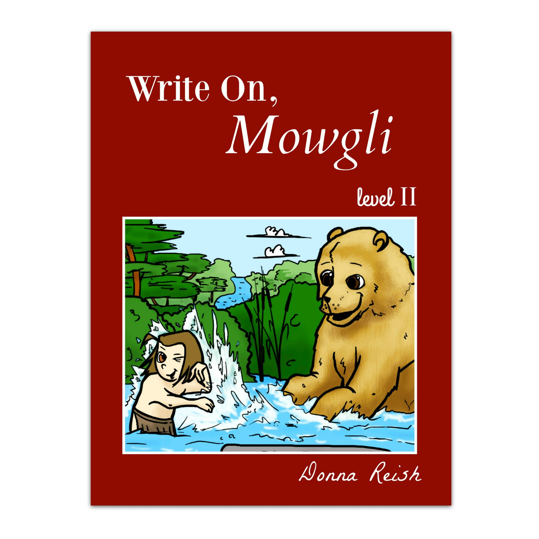 Write On Mowgli Level II