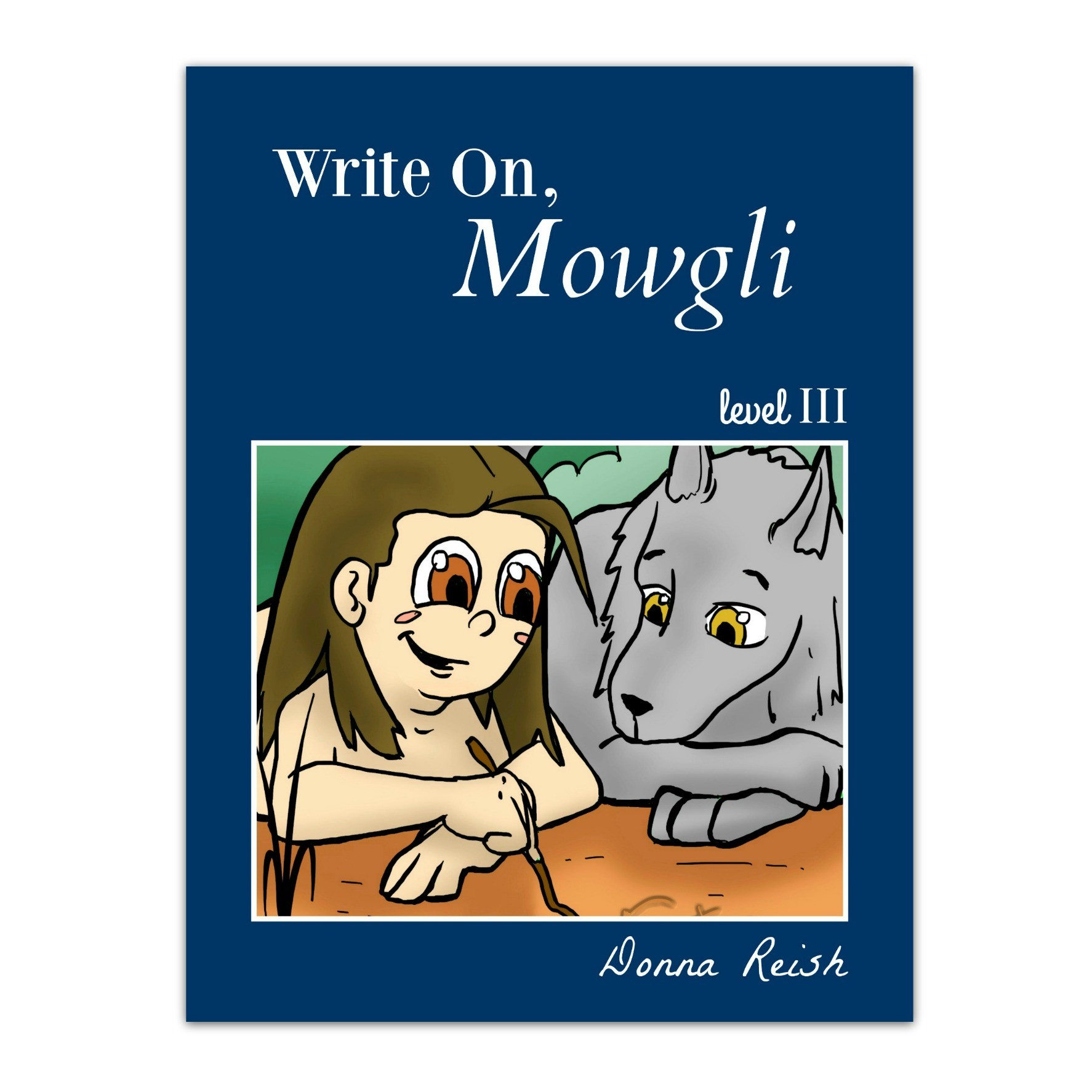 Write On Mowgli Level III