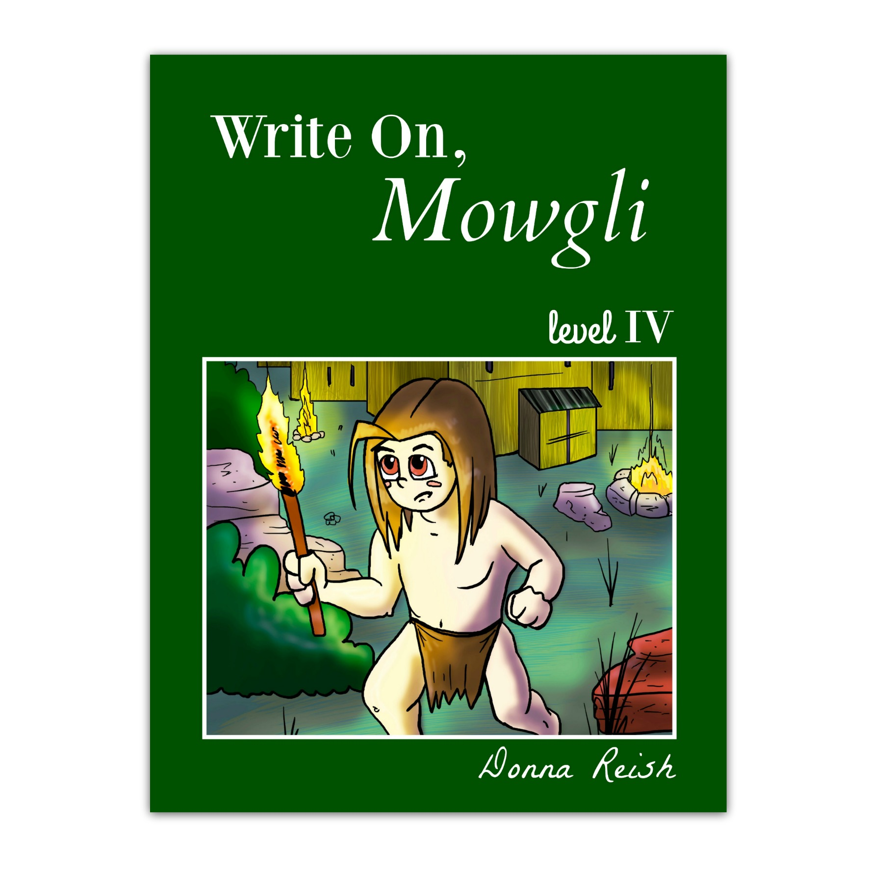 Write On Mowgli Level IV
