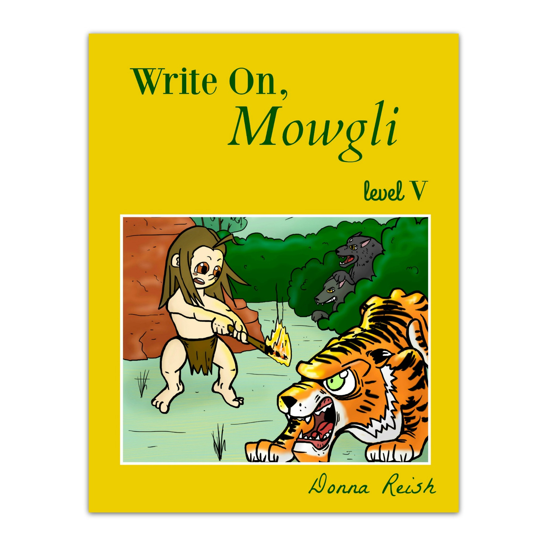 Write On Mowgli Level V