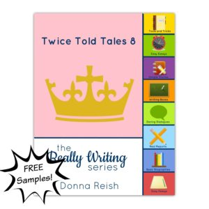 Twice Told Tales 8